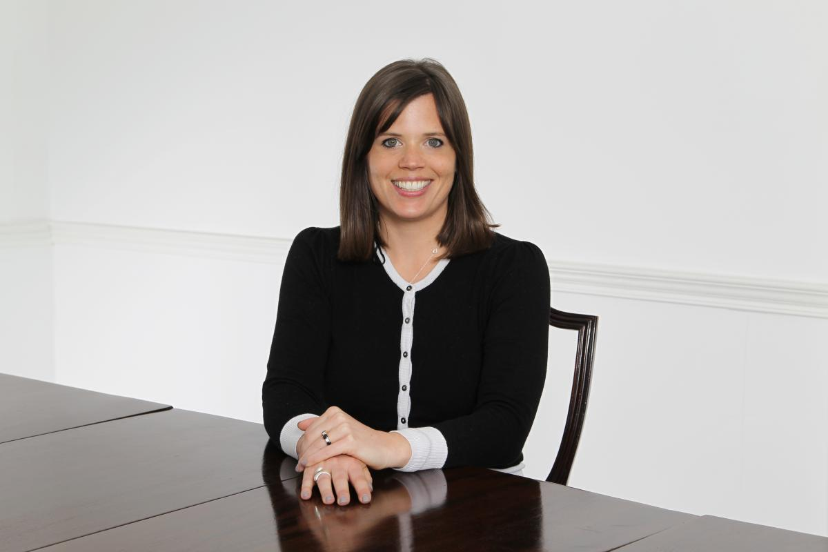Charlotte Evans-Tipping, Senior Associate in Private Client at Forsters LLP