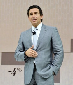 Former Ford chief executive Mark Fields