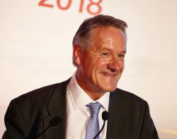 Chris Musgrave, vice chairman of Musgrave Group
