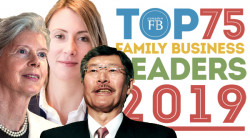 TOP 75 FAMILY BUSINESS LEADERS 2019: EUROPE