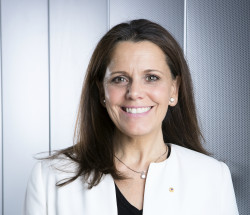 Melanie Cooper, finance director at Coopers Brewery and chairwoman of the Coopers Brewery Foundation