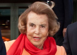 Liliane Bettencourt, heir of L'Oreal, has sold her islands in the Seychelles for $60 million © Press Association