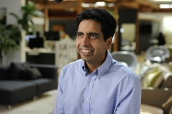 Sal Khan, founder of educational non-profit The Khan Academy